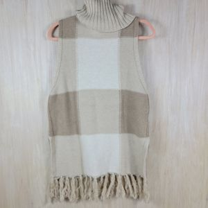 Adam Lippes for Target Check Sleeveless Sweater